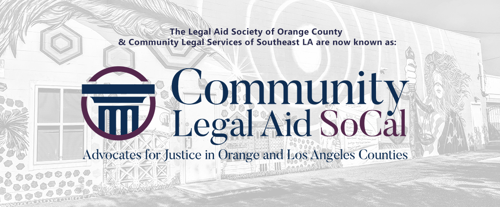 Contact Us | Community Legal Aid SoCal