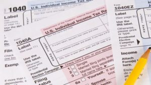 Various U.S. Tax Forms