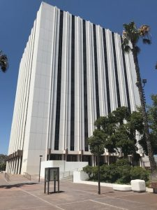 Photo of the Compton Courthouse